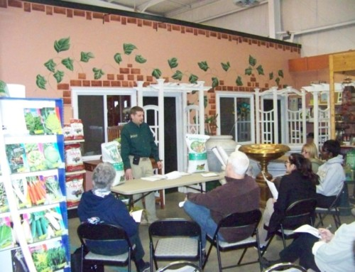 Spring Fertilizing Seminar