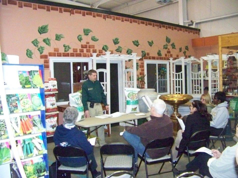 Spring Fertilizing Seminar