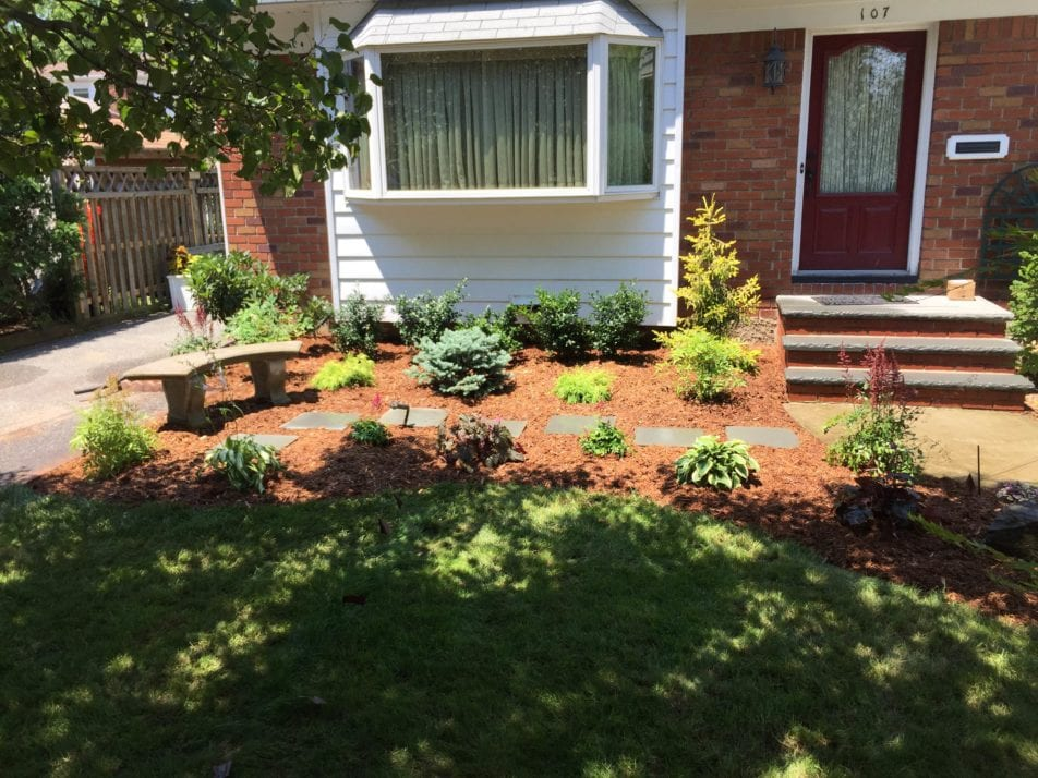 Front Yard Bench